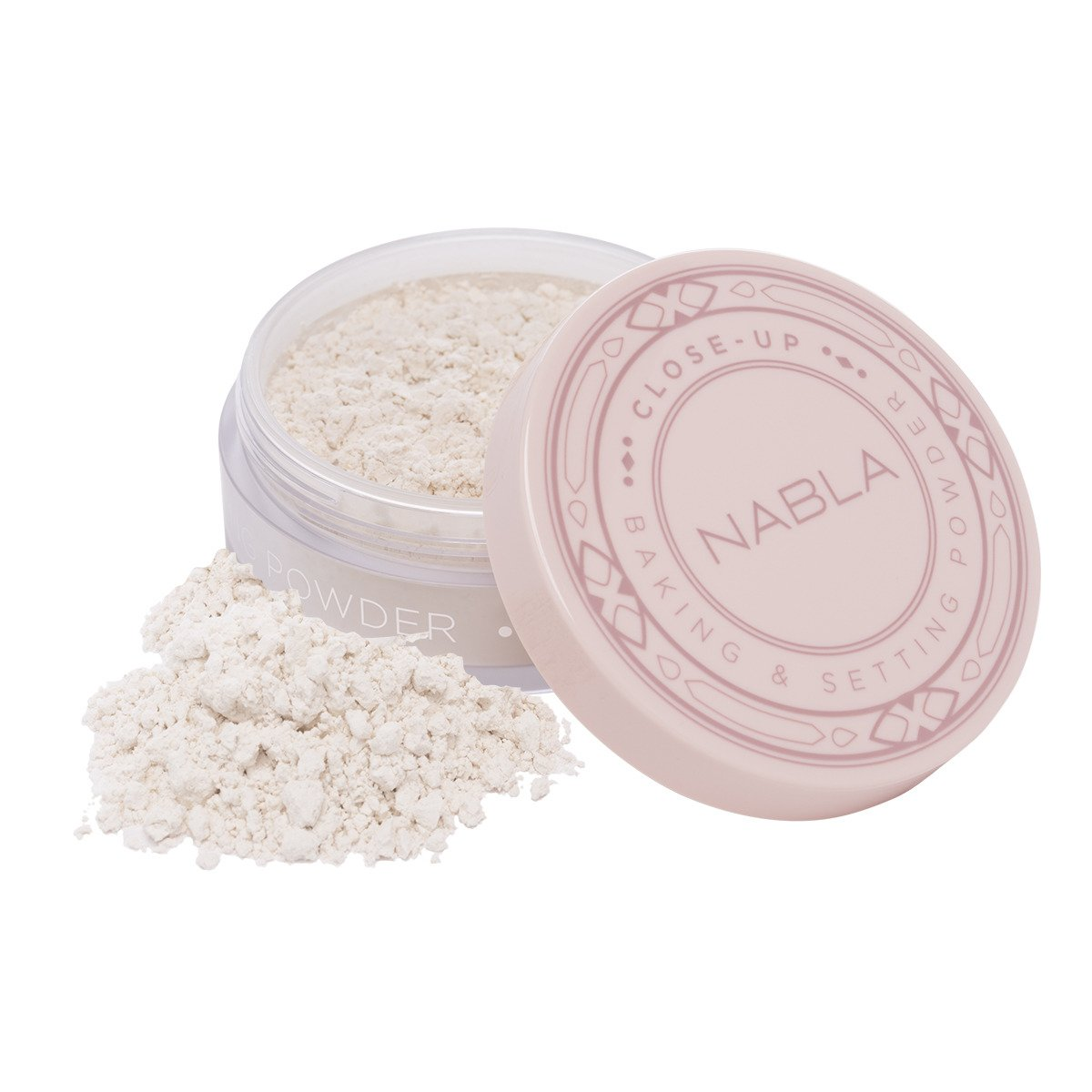 Puder sypki NABLA CLOSE-UP BAKING&SETTING POWDER