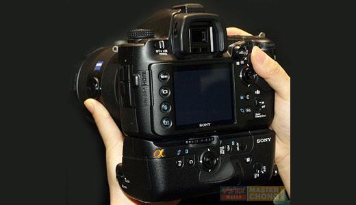 Lustrzanka cyfrowa Sony Alfa 360
