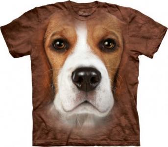 THE MOUNTAIN 2012 - Koszulka Beagle Face @ S