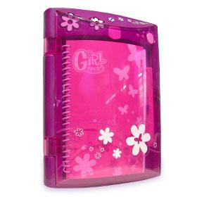 Pamiętnik na hasło Girl Tech
