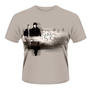 Sherlock t-shirt  M
