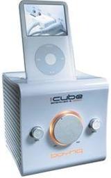 głośnik komputerowy i stacja dokująca do iPoda