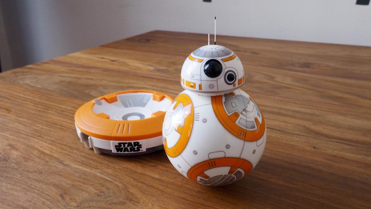 BB-8 Robot sferyczny