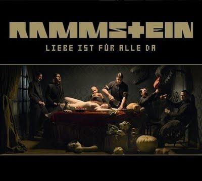 """Rammstein """"Liebe Ist Für Alle Da"""" 2 CD"""