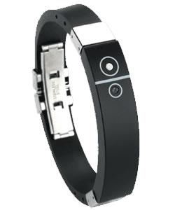 Wibrująca bransoleta Bluetooth