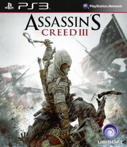 ASSASSIN'S CREED III 3  ASSASSINS PS3 PL # SKLEP #