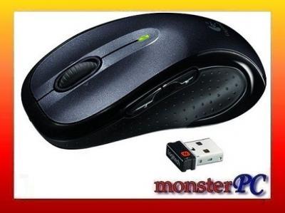Logitech M510 Precyzyjna Mysz Bezprzewodowa +NANO