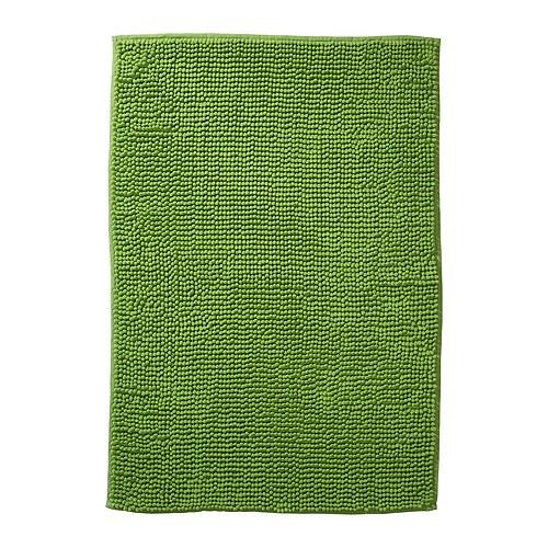 TOFTBO Dywanik łazienkowy, zielony