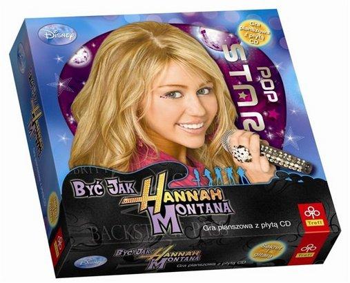 Gra: Być jak Hannah Montanna