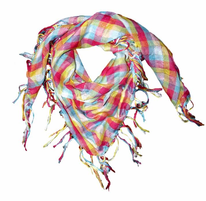 kolorowa arafatka