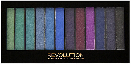 Makeup Revolution Redemption Palette Mermaids VS Unicorns