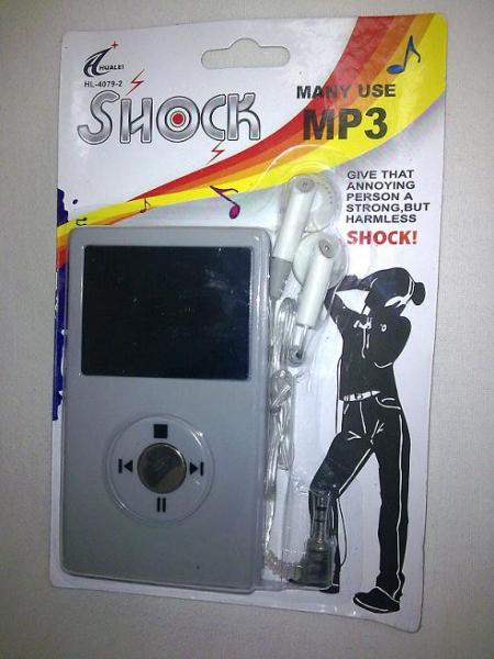 Porrrażające MP3