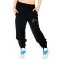 Kani Ladies Basic Baggy sweatpant black