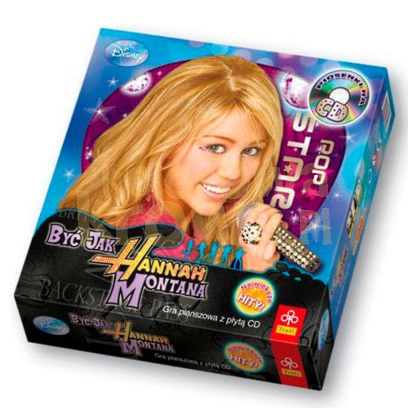 Byc jak Hannah Montana