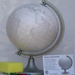 Globus do rysowania