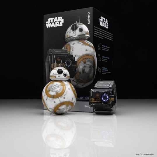 BB-8 Force Band - Edycja Specjalna