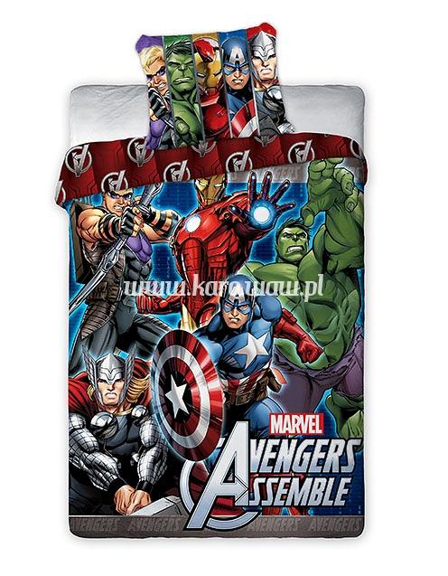 Avengers-pościel