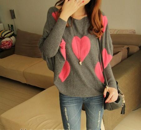 Nietoperzowy sweterek Japan Style