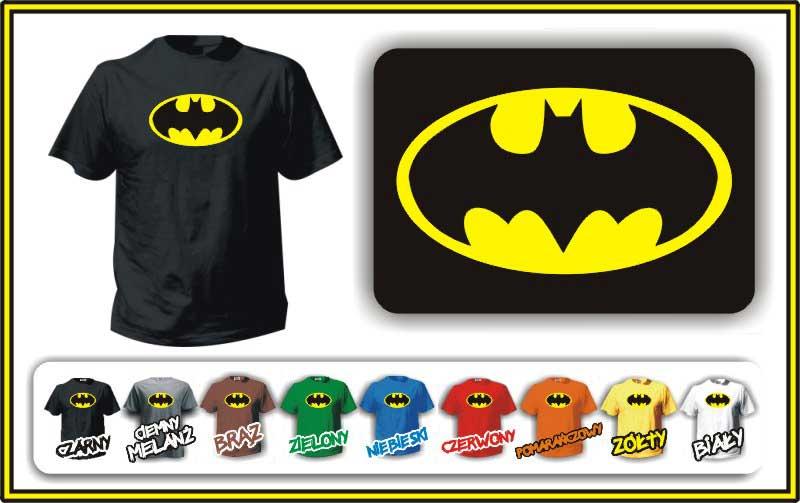 koszula BatMan !