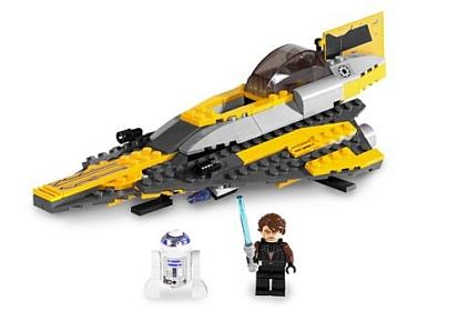 Lego Star Wars - Anakin's Jedi Starfighter
