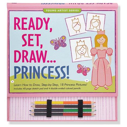 Jak narysować księżniczkę