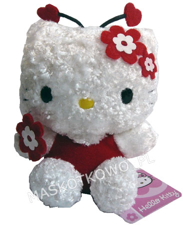 maskotka hello kitty