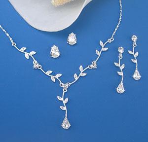 Srebrna bądź innego koloru, elegancka biżuteria ;D
