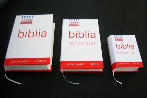 Biblia Tesco