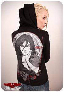 Bluza LADY OF RAVENS