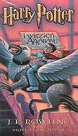 Harry Potter i Więzień Azkabanu audio książka