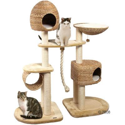 Drapak dla kotów ^^