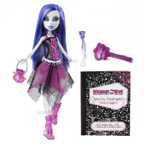 Monster high lalka Spectry
