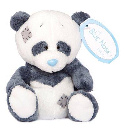blue nose friends panda