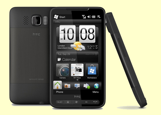 telefon HTC Touch HD 2