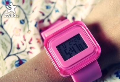 Zegarek Jelly Watch
