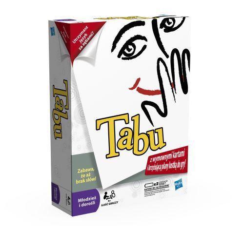 Hasbro, Tabu Refresh, gra towarzyska