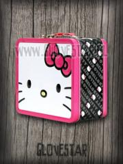 hello kitty lunch box BIG FACE
