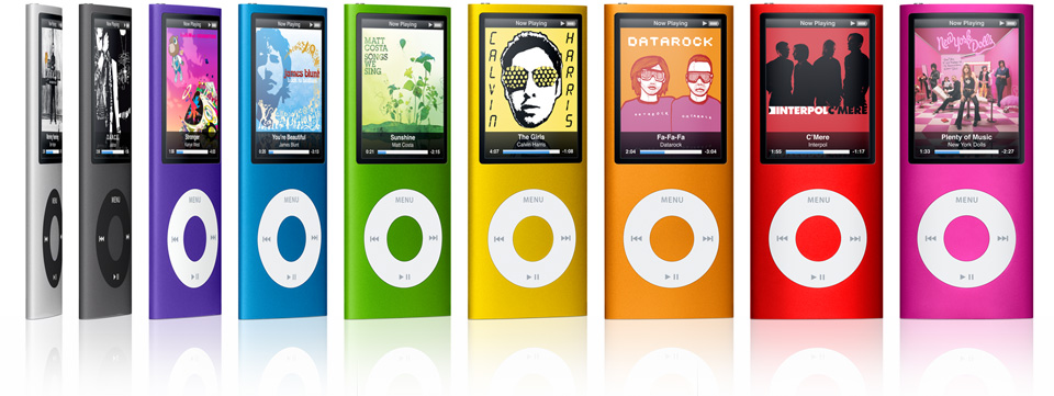 iPod Nano (Aple)