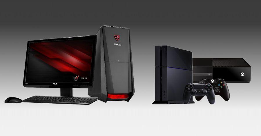 Konsole do gier czy PC