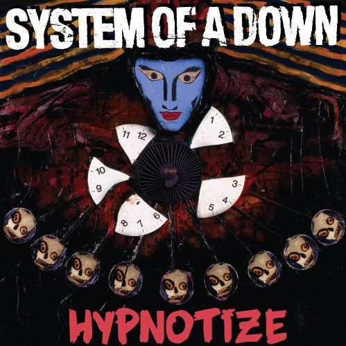 CD System of a Down - Hypnotize