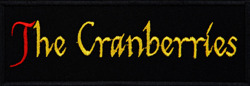 Naszywka zespołu The Cranberries