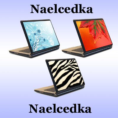 Naklejka na laptopa---> Naelcedka