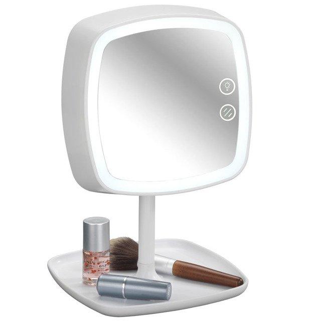 stojące lustra kosmetyczne