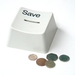 Skarbonka - Save - Ctrl+S