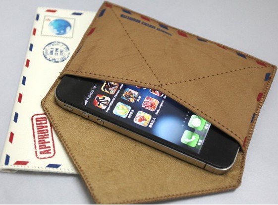 Pokrowiec na telefon - koperta