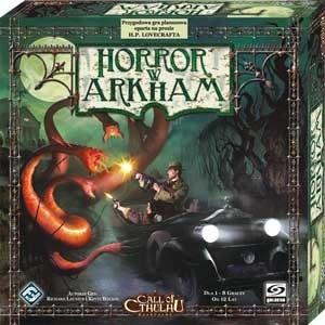Horror w Arkham (Arkham Horror)