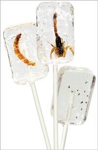 Lizaki insekty