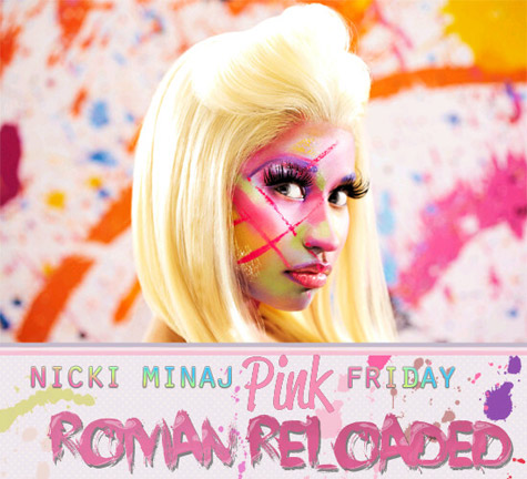 Album Pink Friday: Roman Reloaded od Nicki Minaj
