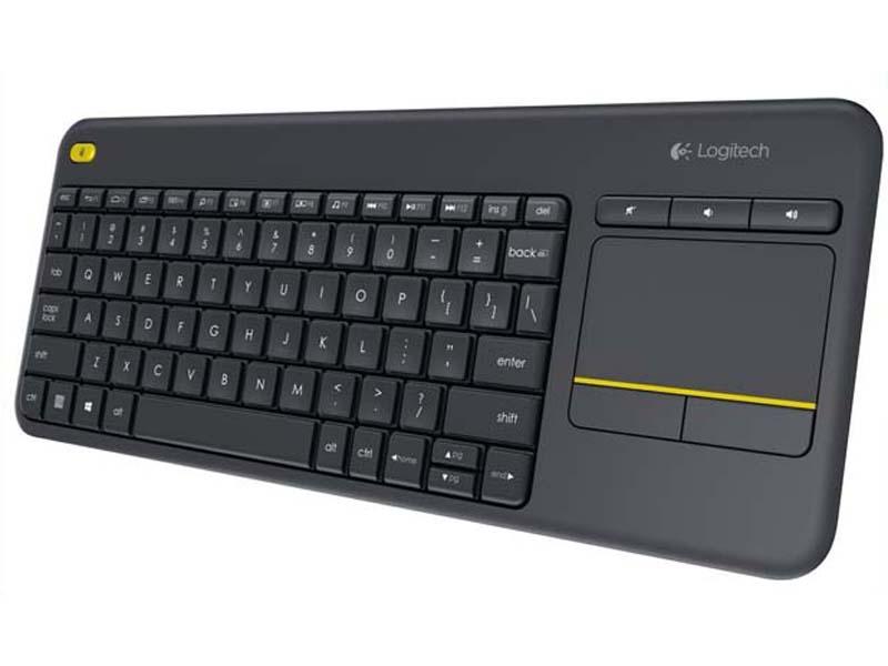 KLAWIATURA LOGITECH K400 PLUS BEZPRZEWODOWA TV PC