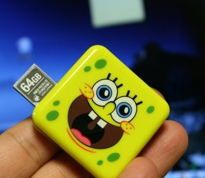 SpngeBob USB Flash 64GB